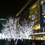 博多駅イルミネーション2013フォト